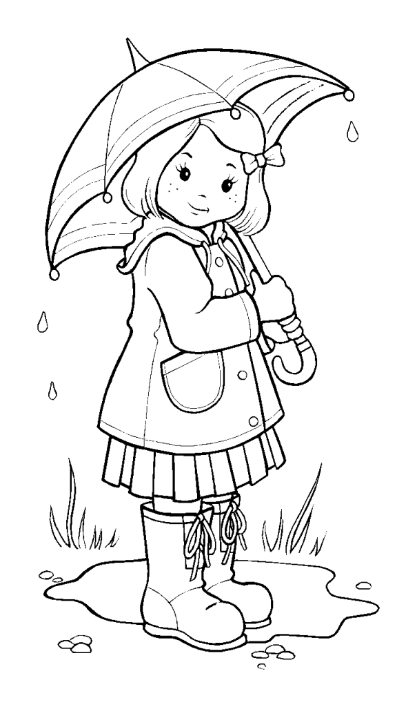 rainy day coloring pages for preschoolers 35 free printable rainy day coloring pages coloring day rainy preschoolers for pages