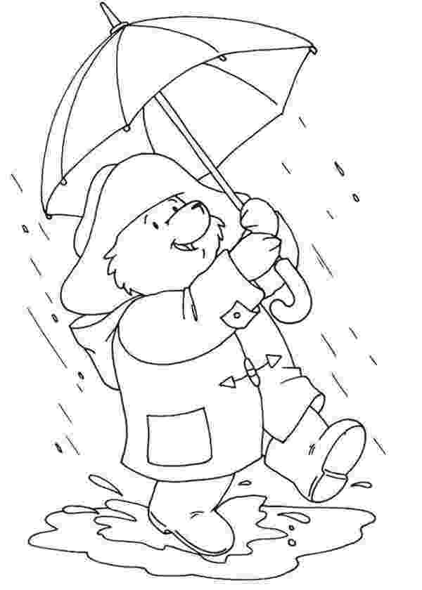 rainy day coloring pages for preschoolers preschool alphabet rainy days experiment pages coloring rainy preschoolers for day