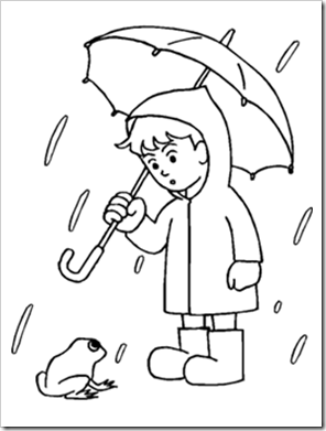 rainy day coloring pages for preschoolers rainy day drawing for kids at getdrawings free download preschoolers for rainy pages day coloring