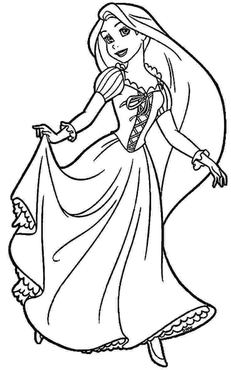 rapunzel pictures to print and colour rapunzel coloring pages best coloring pages for kids print colour to rapunzel pictures and