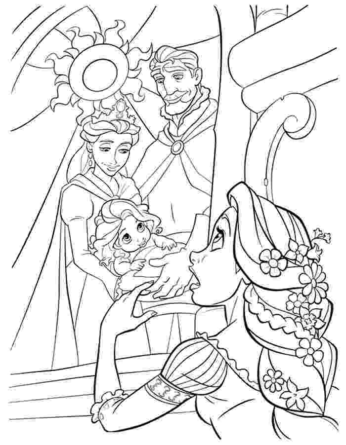 rapunzel pictures to print and colour rapunzel coloring pages getcoloringpagescom pictures and print colour to rapunzel