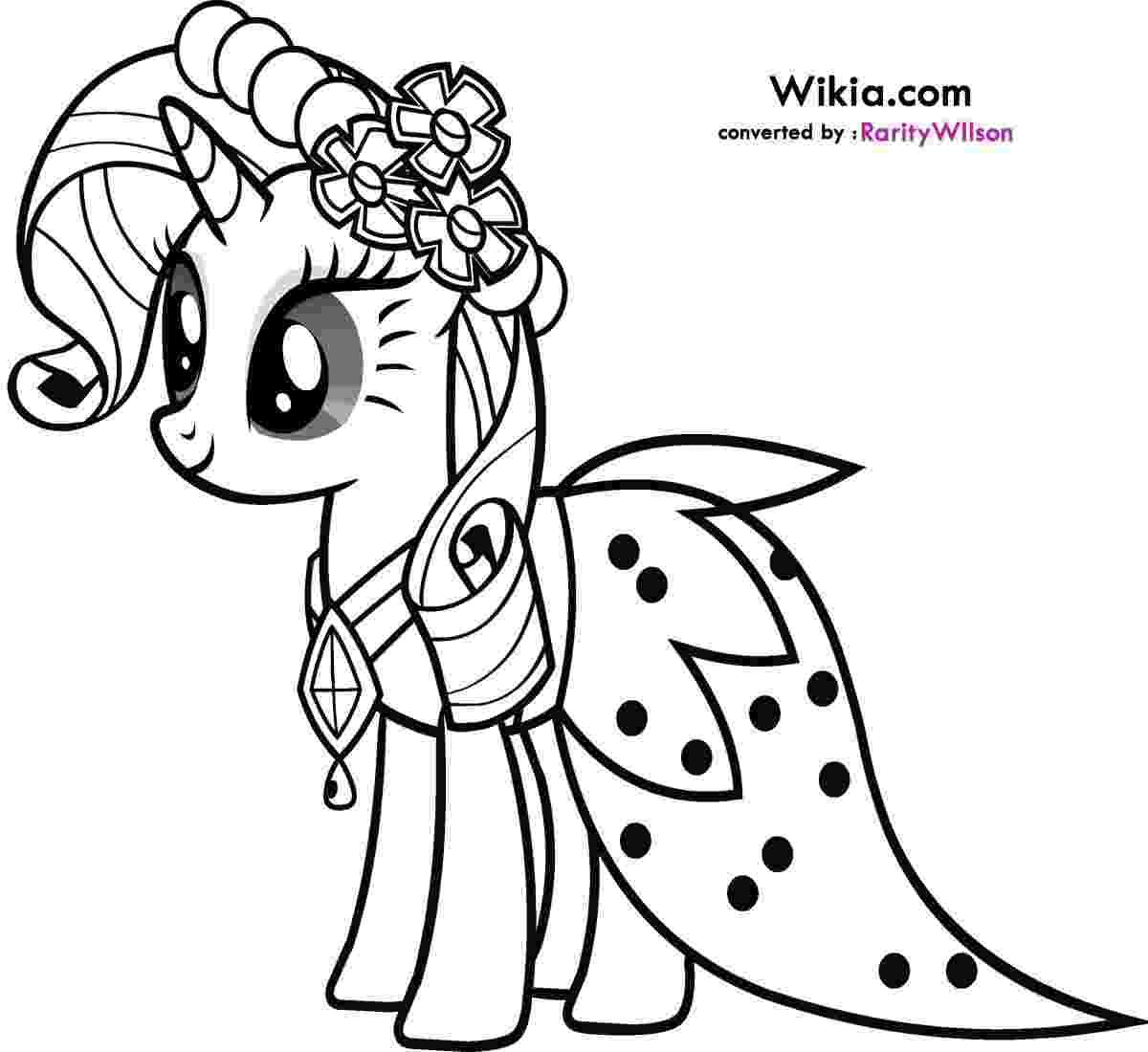 rarity coloring page princess rarity coloring page free printable coloring pages rarity coloring page