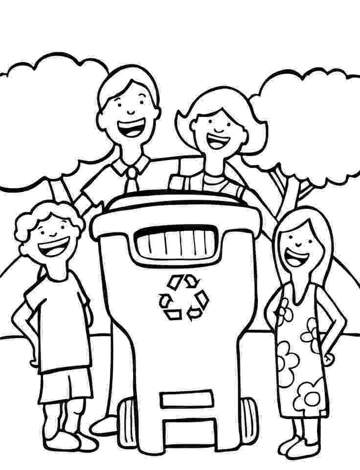 recycling coloring pages printable recycle coloring page for kids the adventures of a plastic pages printable recycling coloring