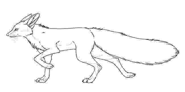 red fox coloring page baby animal mural fox page coloring red