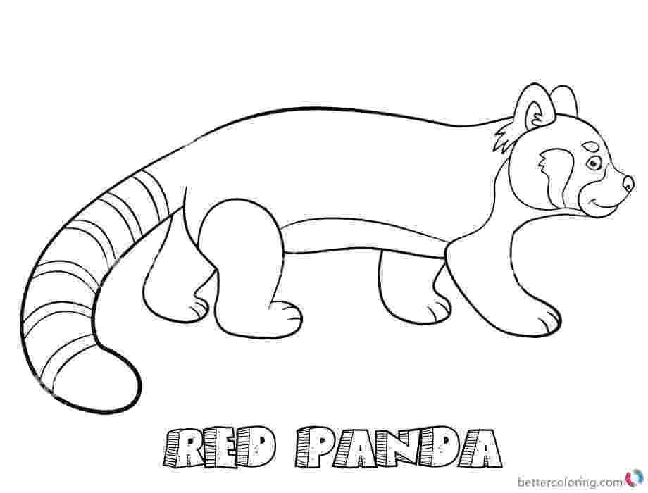 red panda coloring pages crod artblog color me red panda coloring red panda pages