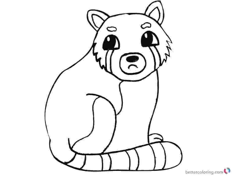 red panda coloring pages red panda cartoon coloring coloring pages red panda coloring pages