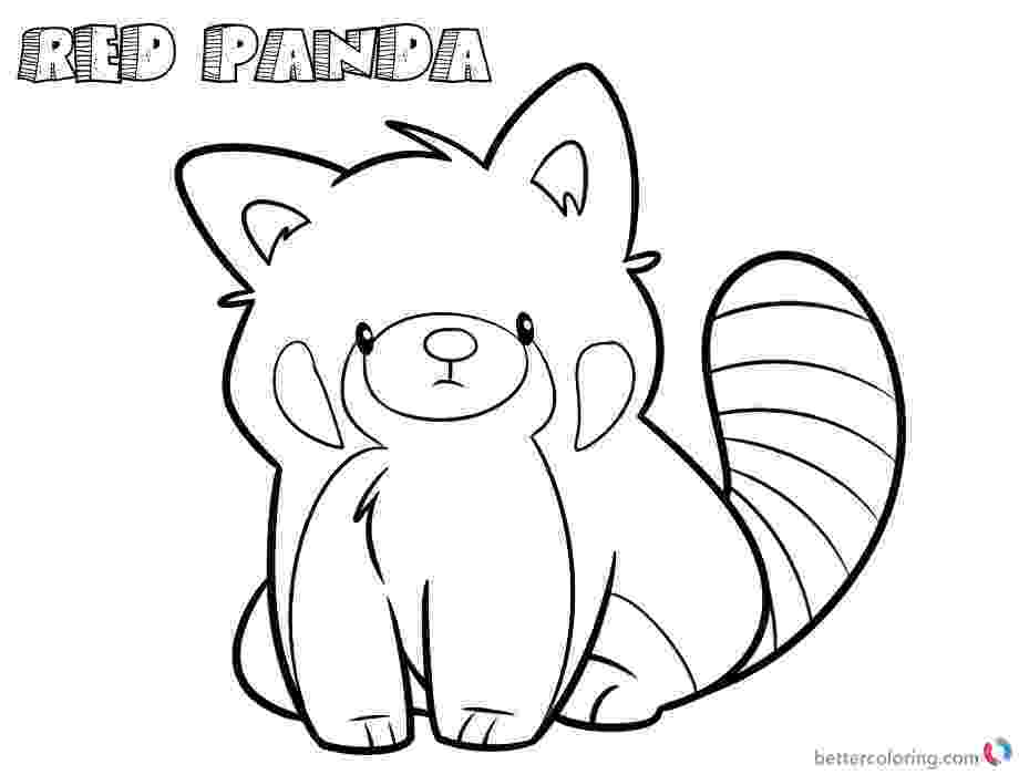 red panda coloring pages red panda coloring pages chocolate bar pages panda red coloring