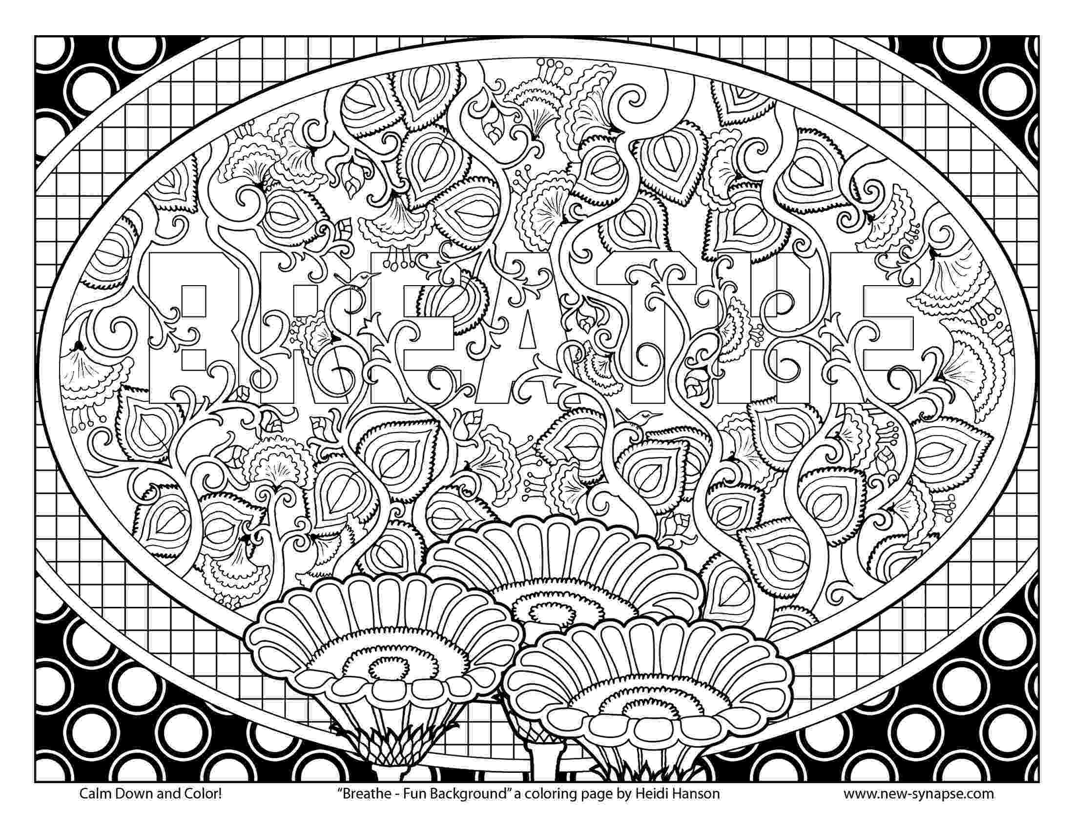 relaxing coloring pages relax coloring page adult coloring page affirmations coloring relaxing pages