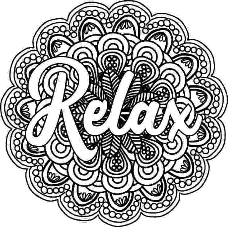 relaxing coloring pages relaxing coloring page free printable adult coloring pages relaxing coloring