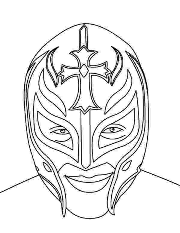 rey mysterio coloring pages free online coloring pages thecolor coloring mysterio rey pages