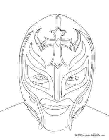 rey mysterio coloring pages wrestler rey misterio coloring pages hellokidscom mysterio coloring pages rey