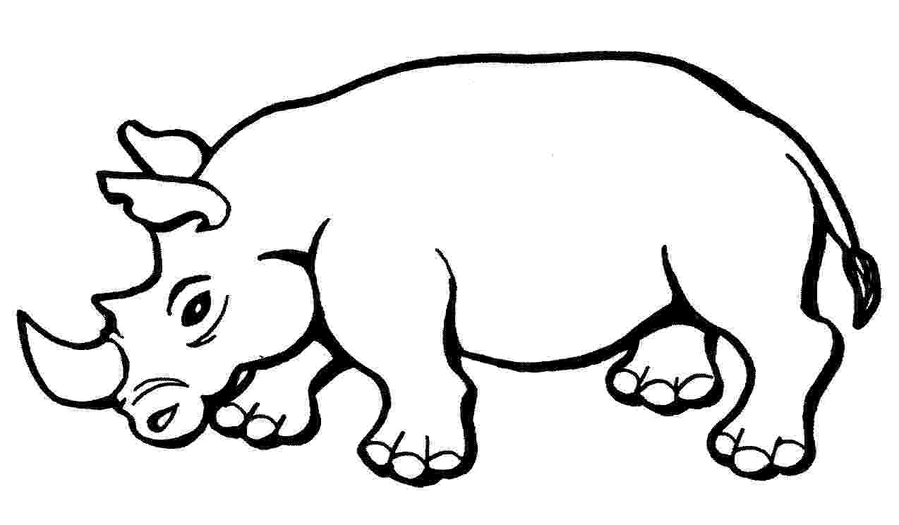 rhino pictures to print rhinoceros free printable templates coloring pages rhino to print pictures
