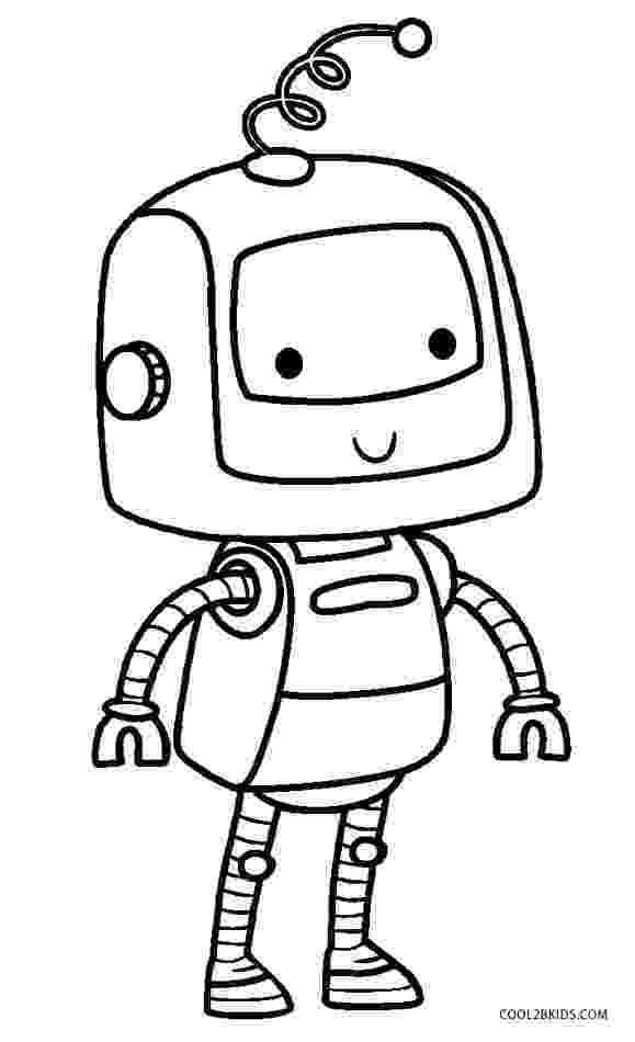 robot coloring pages robot coloring pages beep beep robot coloring pages