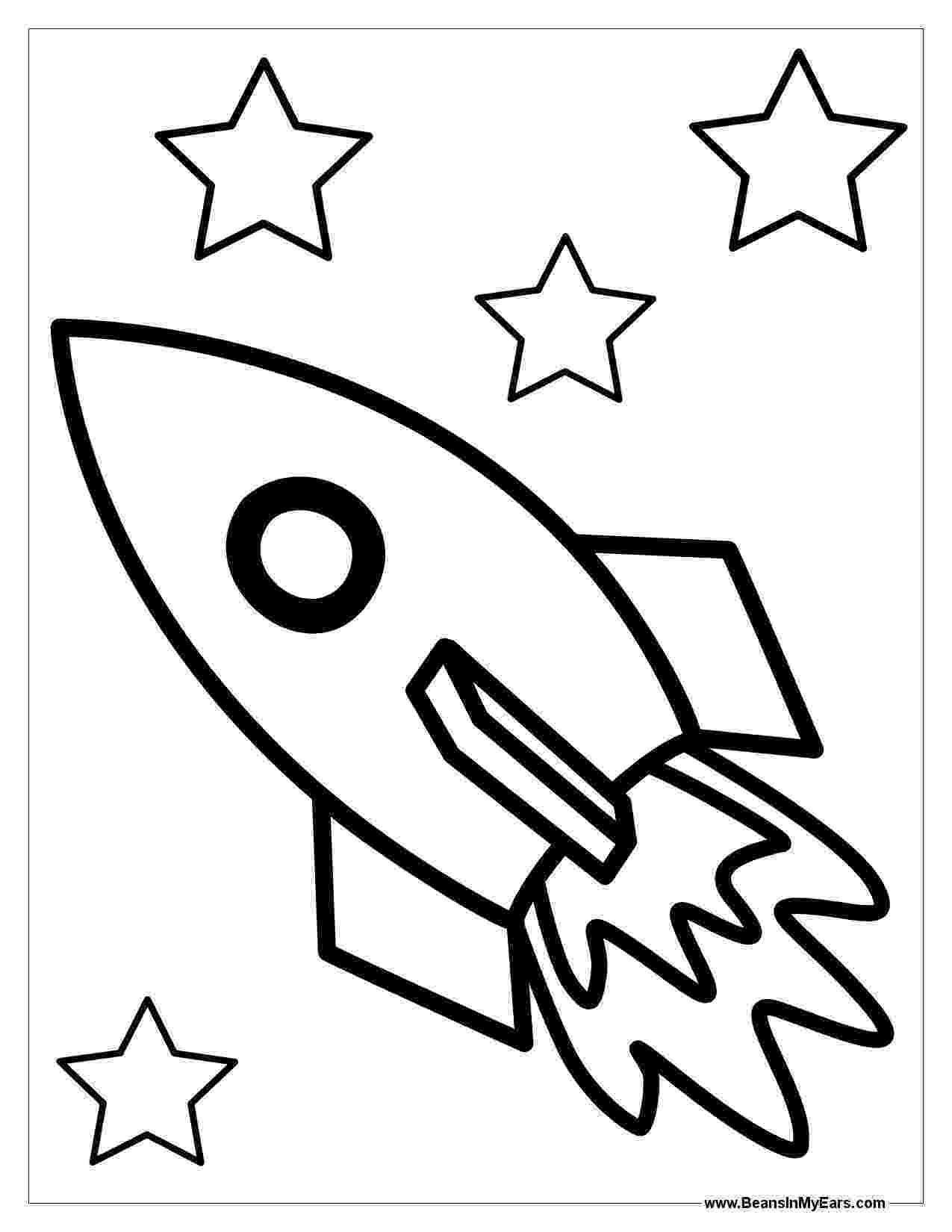 rocket ship coloring page rocket ship entering space coloring page download ship rocket coloring page