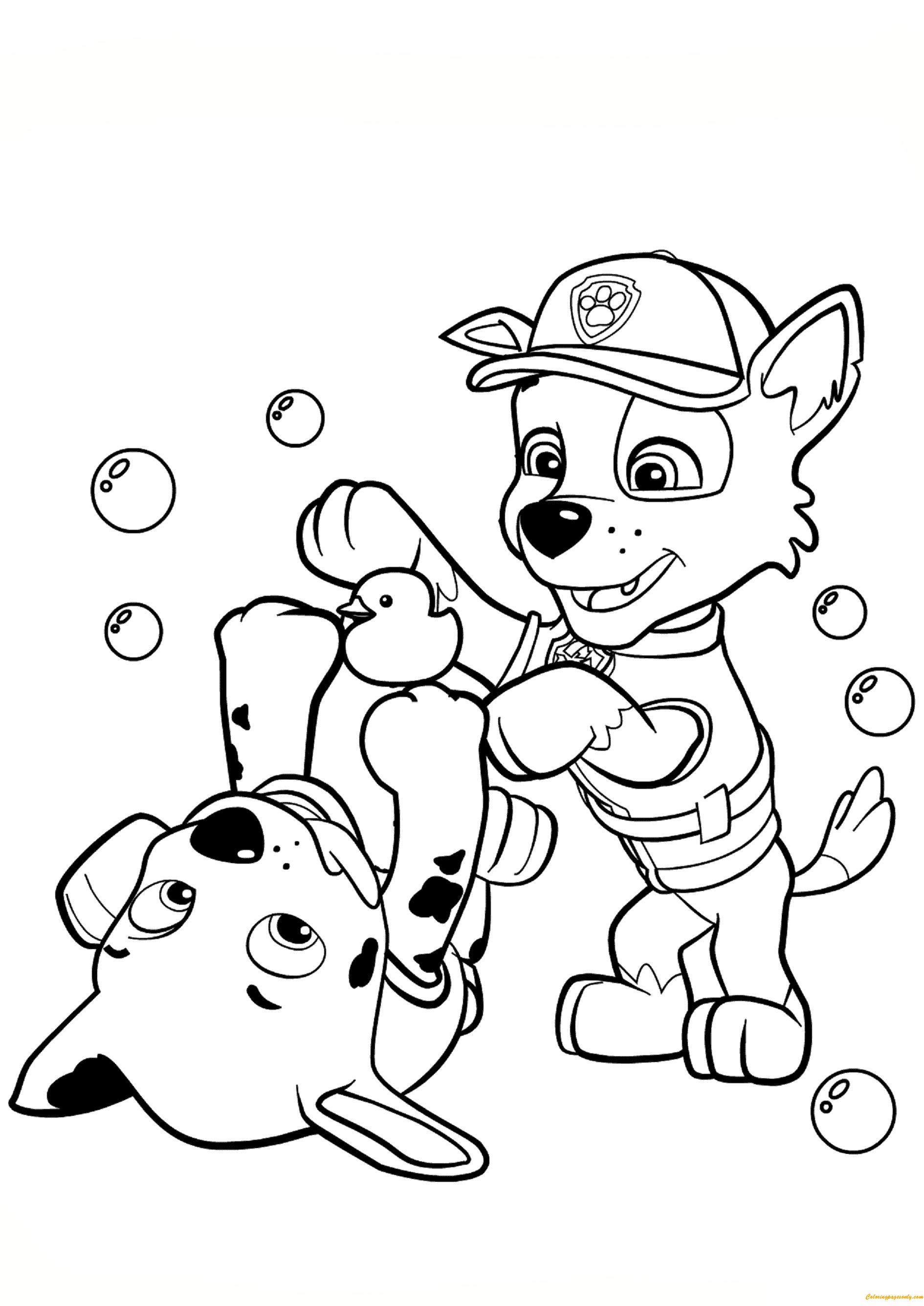 rocky from paw patrol how to draw rocky paw patrol step by step drawing patrol from paw rocky