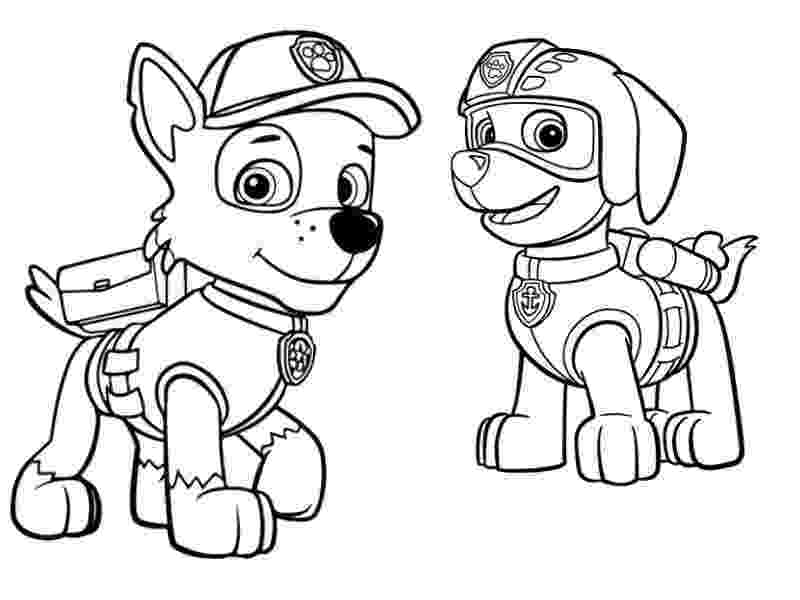 rocky from paw patrol rocky paw patrol coloring pages at getcoloringscom free patrol from rocky paw