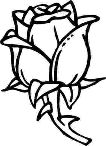 rose coloring pages flower coloring pages rose pages coloring