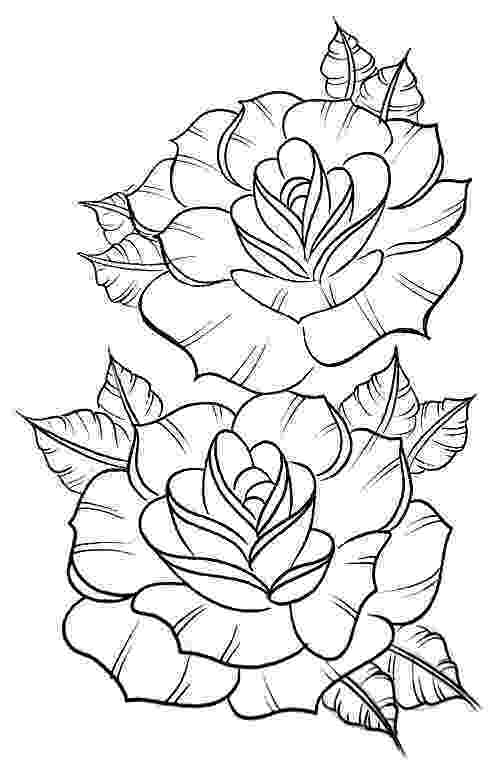 rose pictures to trace how to draw an easy rose step by step flowers pop trace to rose pictures