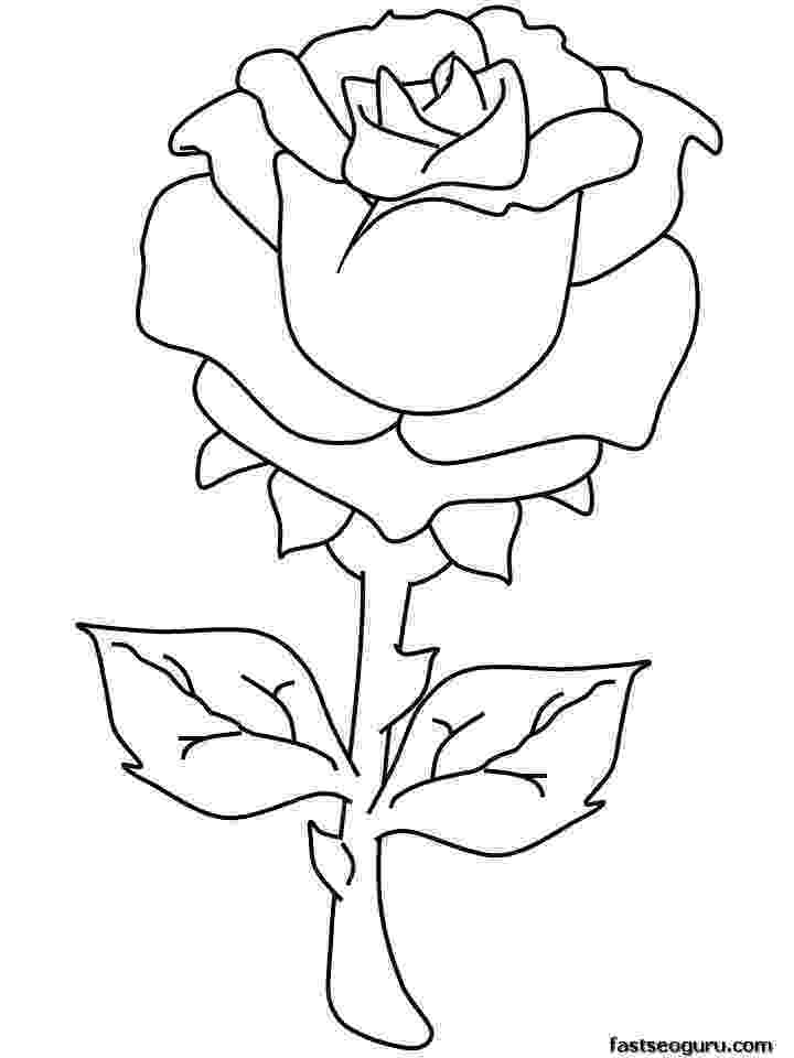 rose print out rose tattoo rose tattoo posters and art prints teepublic out rose print