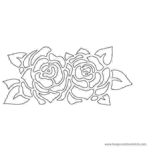 rose print out tattoos book 2510 free printable tattoo stencils rose out print rose