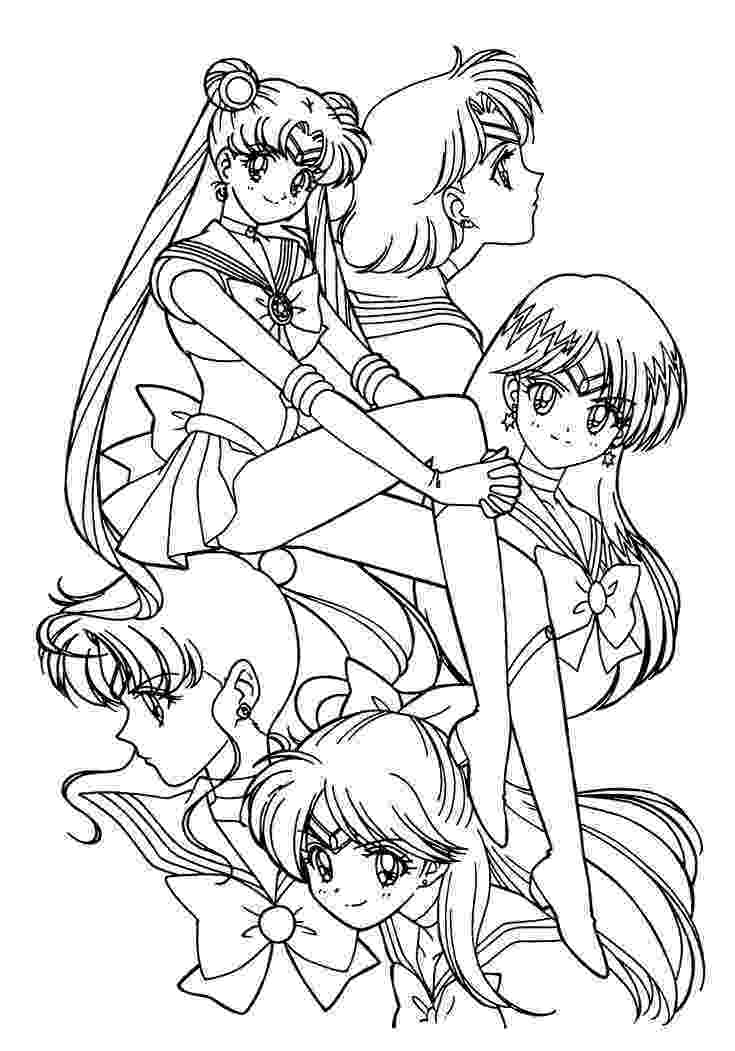 sailor moon coloring pages free printable sailor moon coloring pages for kids sailor moon pages coloring