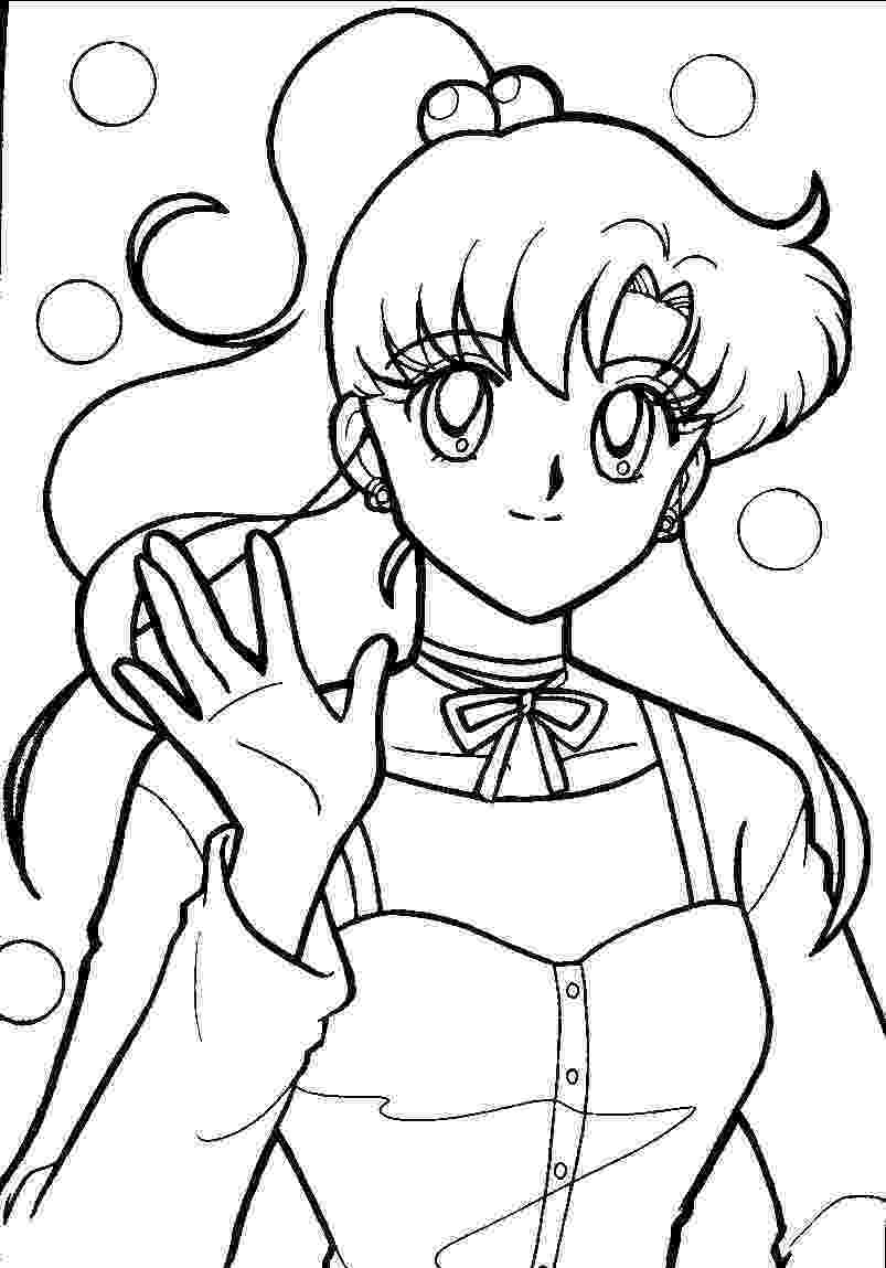 sailor moon coloring pages free printable sailor moon coloring pages for kids sailor pages moon coloring