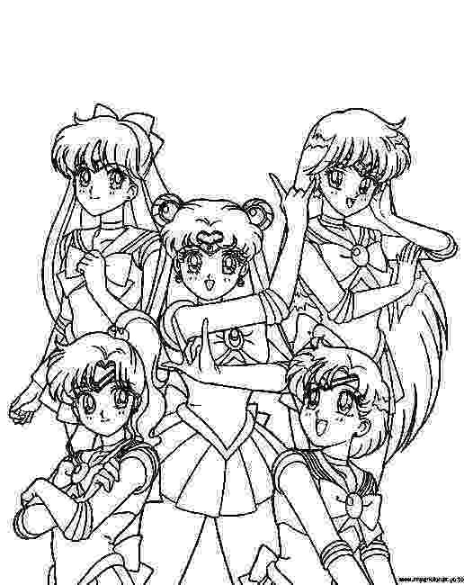 sailor moon coloring pages sailor moon coloring pages sailor moon pinterest coloring pages sailor moon