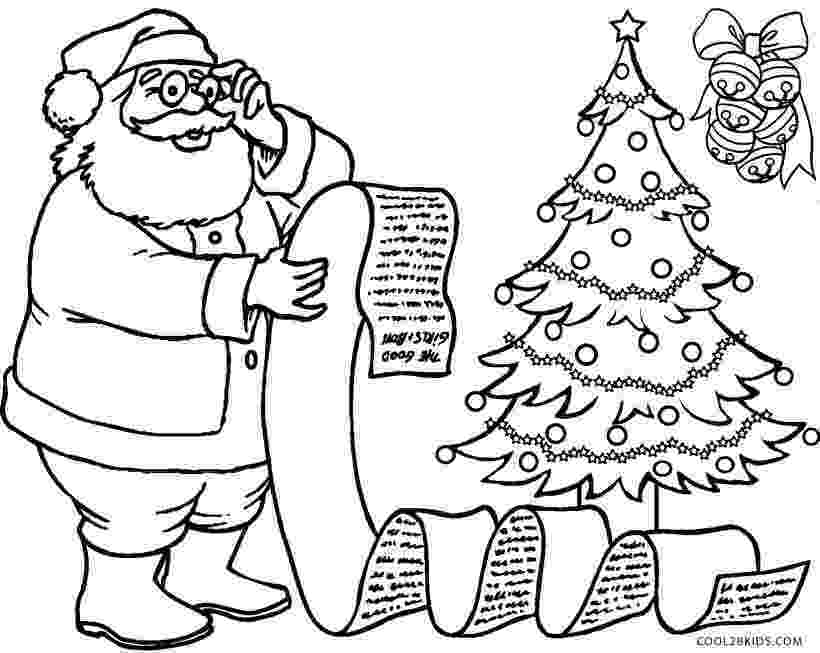 santa claus images for colouring free christmas colouring pages for children kids online for images claus santa colouring