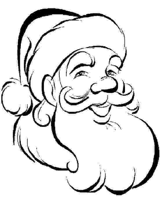 santa claus images for colouring printable santa claus coloring page free pdf download at for colouring images claus santa