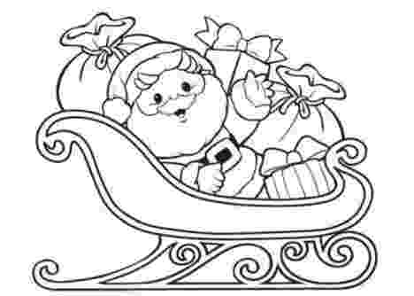 santa claus images for colouring santa claus sack full of gifts fantasy coloring pages images claus colouring santa for