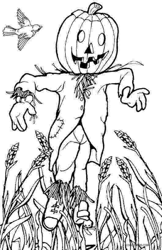 scarecrow coloring page 64 best images about icolor quotscarecrowsquot on pinterest scarecrow page coloring