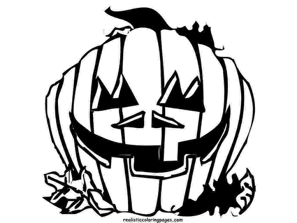 scary pumpkin coloring pages pumpkin color realistic coloring pages pumpkin pages coloring scary