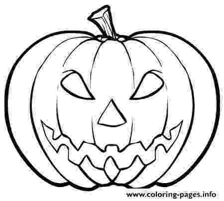 scary pumpkin coloring pages scary halloween pumpkin invite us to enter his house scary pumpkin pages coloring