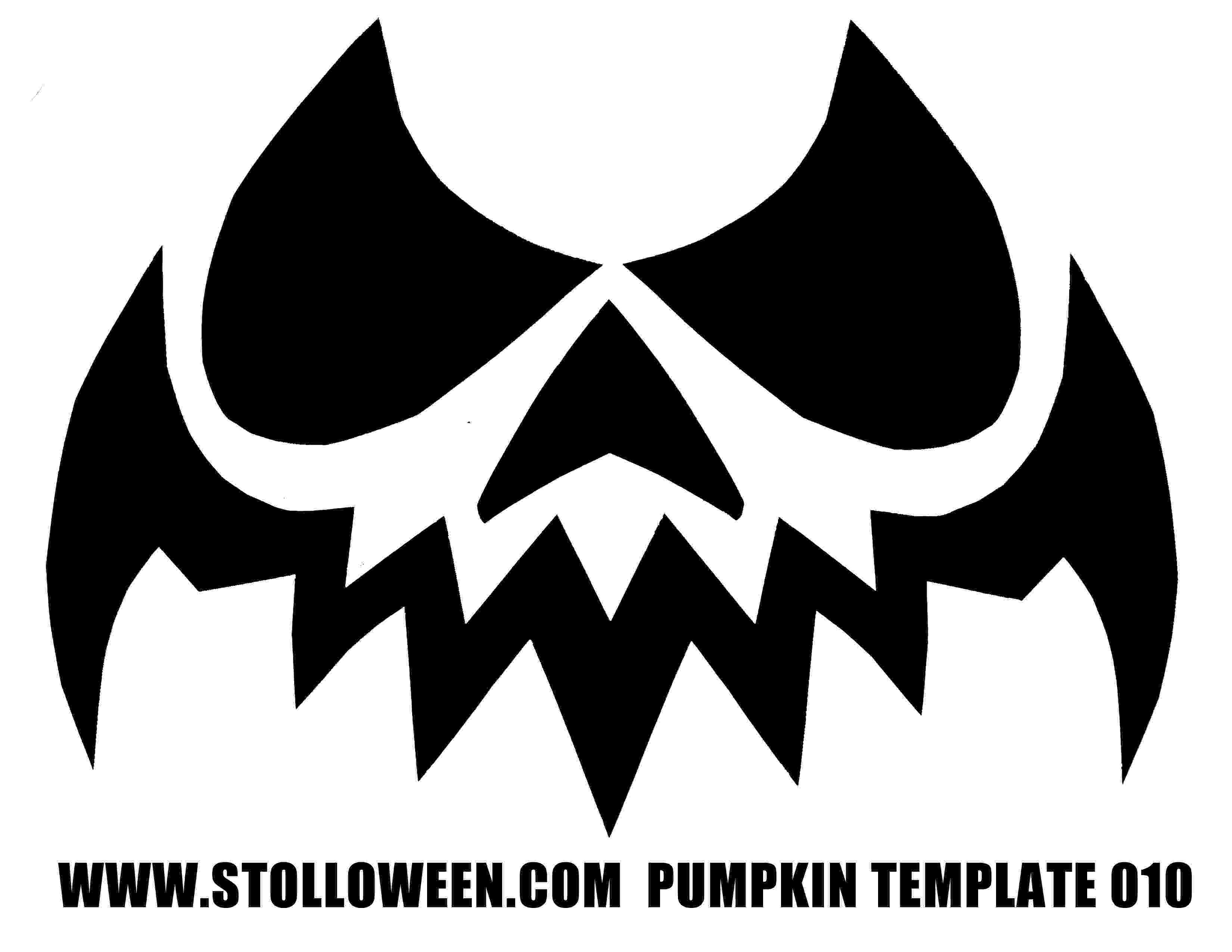 scary pumpkin faces scary pumpkin patterns free printable monster face faces pumpkin scary