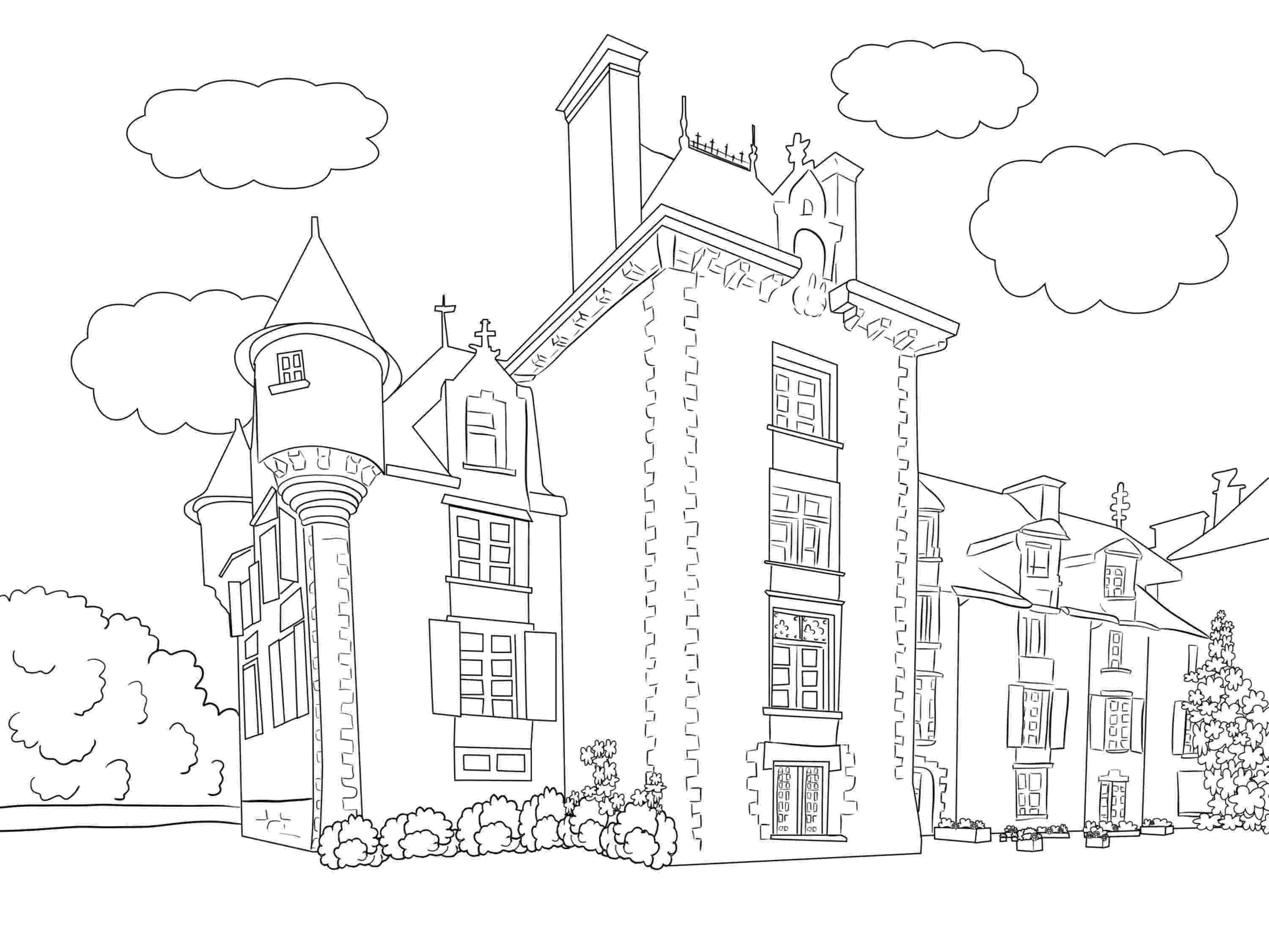sceneries pictures for colouring beautiful scenery colouring pages in the playroom for sceneries colouring pictures