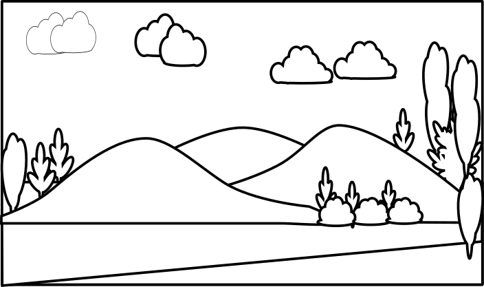 sceneries pictures for colouring scenery coloring download scenery coloring for free 2019 for pictures sceneries colouring