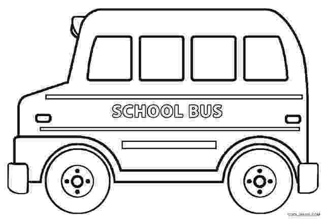 school bus coloring sheet school bus coloring pages getcoloringpagescom coloring sheet school bus