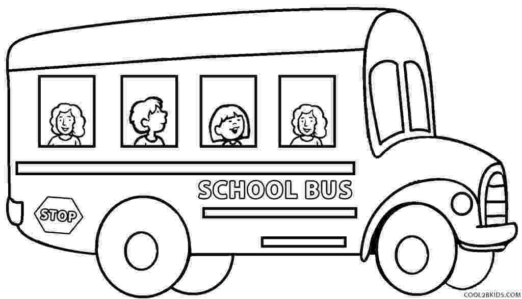 school bus pictures to color printable school bus coloring page for kids cool2bkids bus pictures to school color