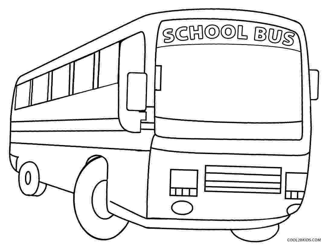 school bus pictures to color school coloring sheets janice39s daycare pictures school to color bus