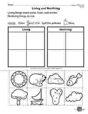 science worksheets for grade 1 living and nonliving things living and non living thing by bryan teachers pay and for living science nonliving worksheets grade things 1