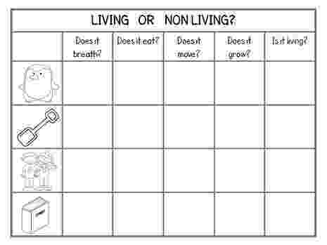 science worksheets for grade 1 living and nonliving things living and nonliving worksheet true false questions by 1 and science things grade for nonliving worksheets living