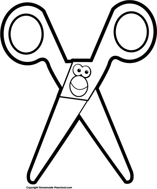 scissors coloring page free scissor picture download free clip art free clip scissors page coloring