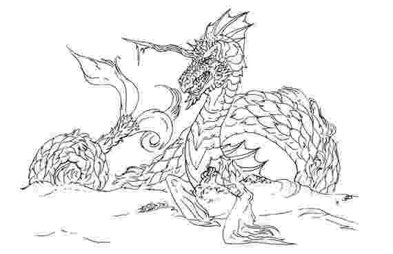 sea dragon coloring pages items similar to sea dragon printable coloring page on etsy dragon pages sea coloring