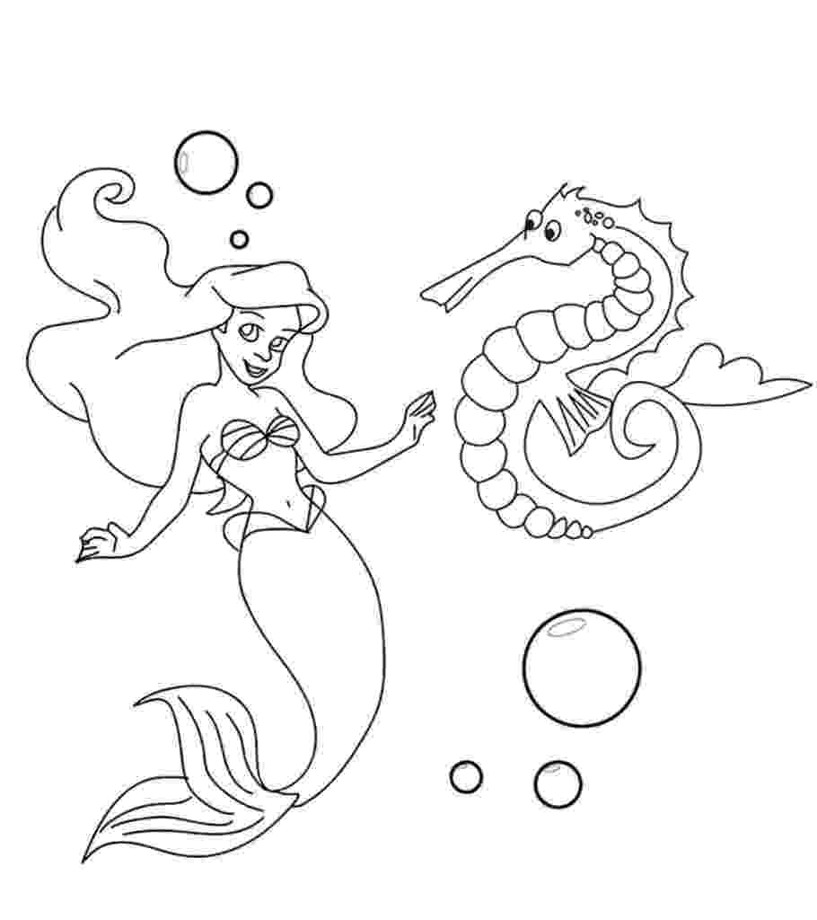 sea horse coloring pages printable seahorse coloring pages for kids cool2bkids coloring sea pages horse