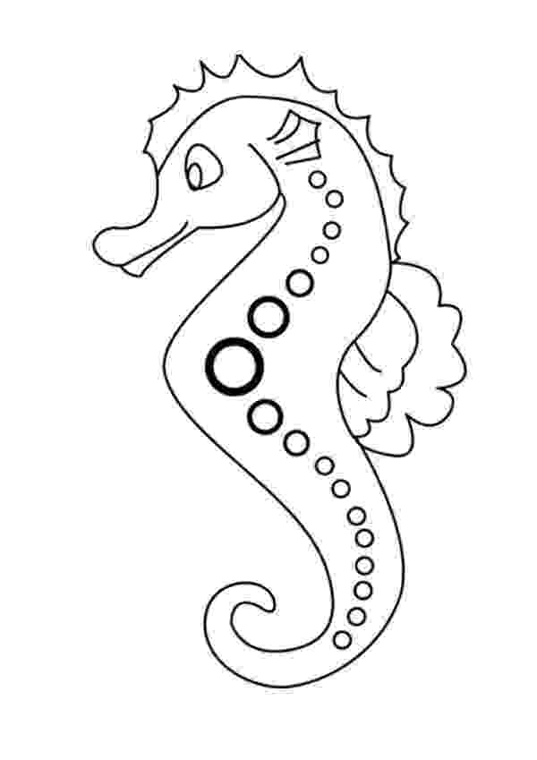 sea horse coloring pages seahorse coloring pages to download and print for free coloring pages horse sea