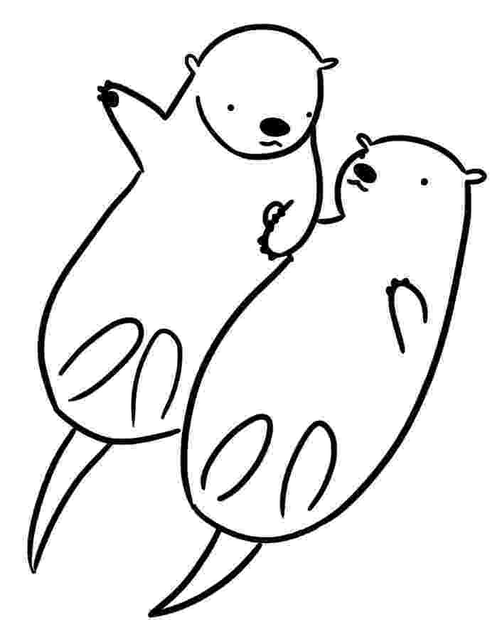 sea otter coloring pages sea otter coloring page hk42 sea otter coloring pages otter coloring sea pages