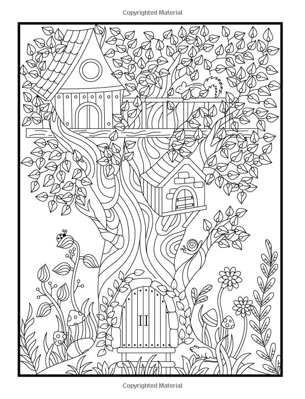 secret garden coloring book animals hidden garden an adult coloring book with secret forest book coloring animals garden secret