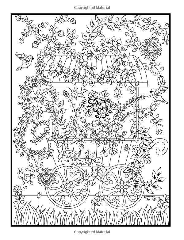 secret garden coloring book animals hidden garden an adult coloring book with secret forest coloring secret book garden animals