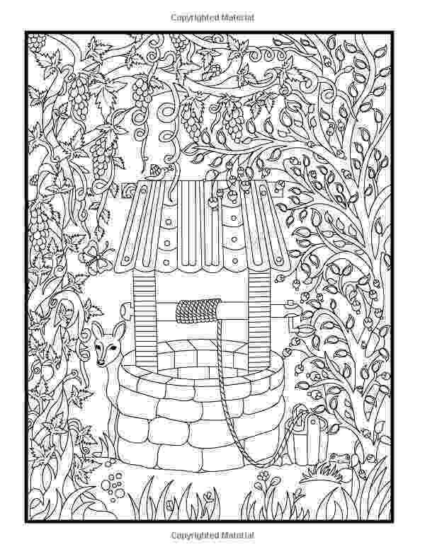 secret garden coloring book animals hidden garden an adult coloring book with secret forest garden secret animals coloring book