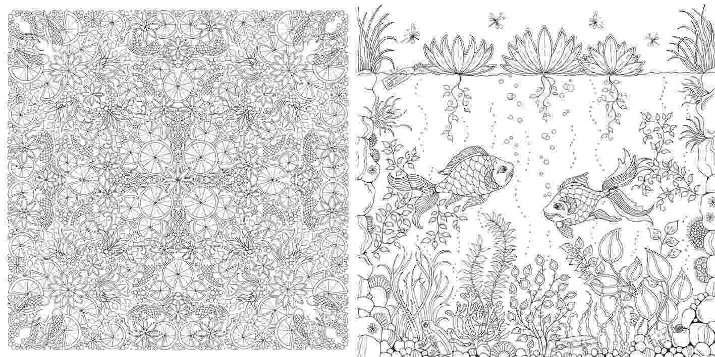 secret garden coloring book animals new releases kids and teen highlights february 2015 book secret coloring animals garden